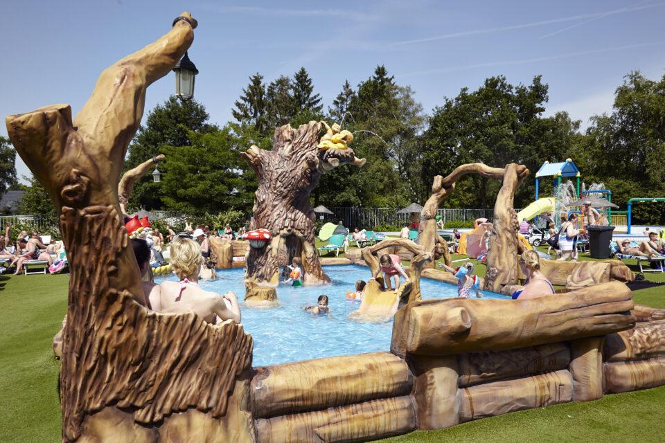 Buitenzwembad Marveld Recreatie