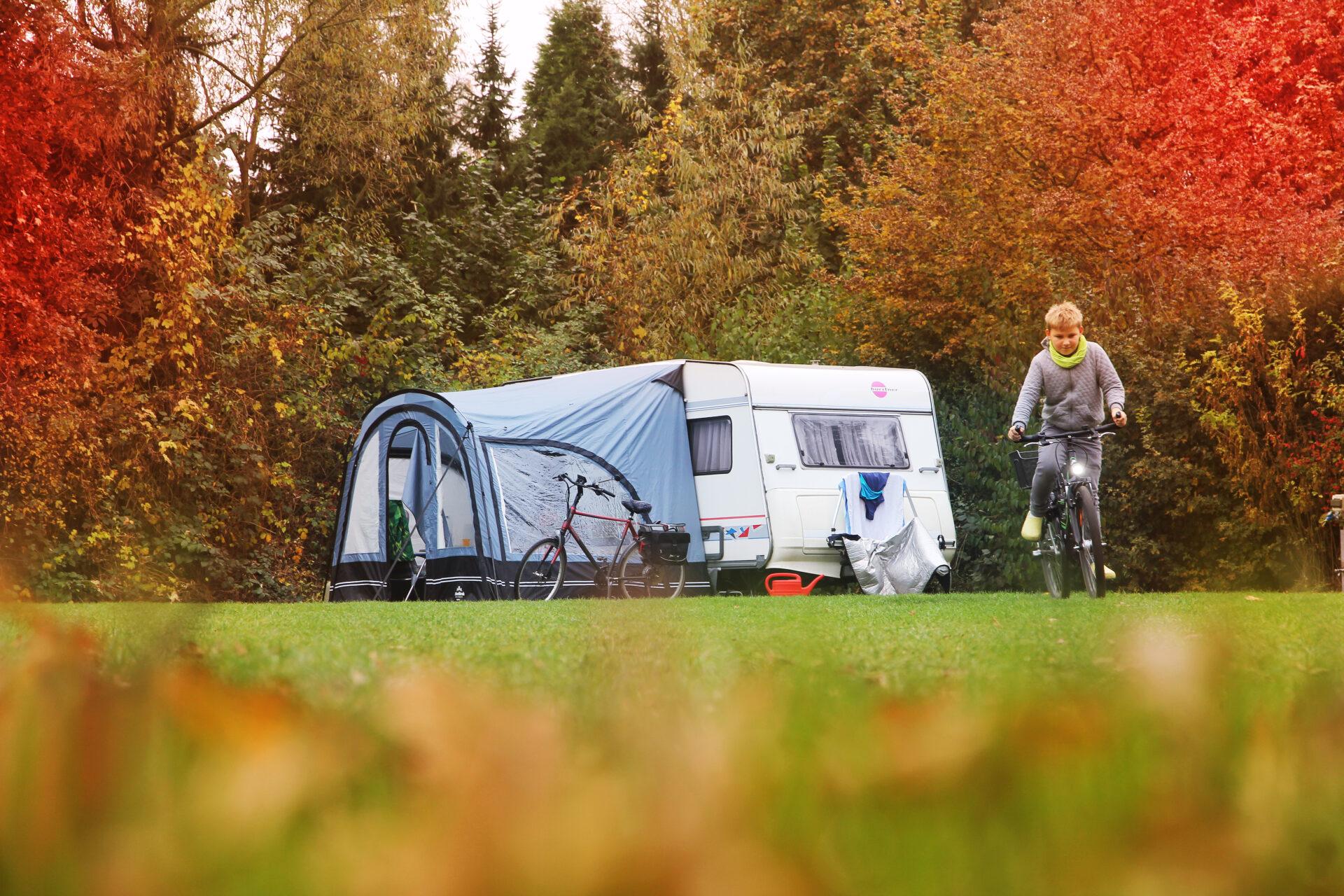 herfstvakantie kamperen