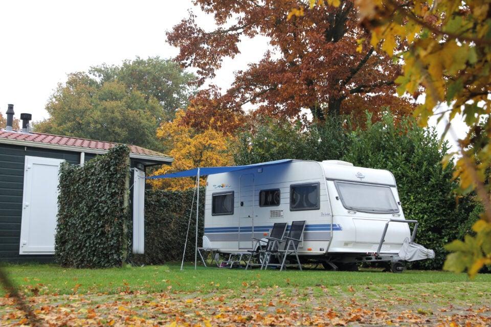 Herfst kamperen Marveld