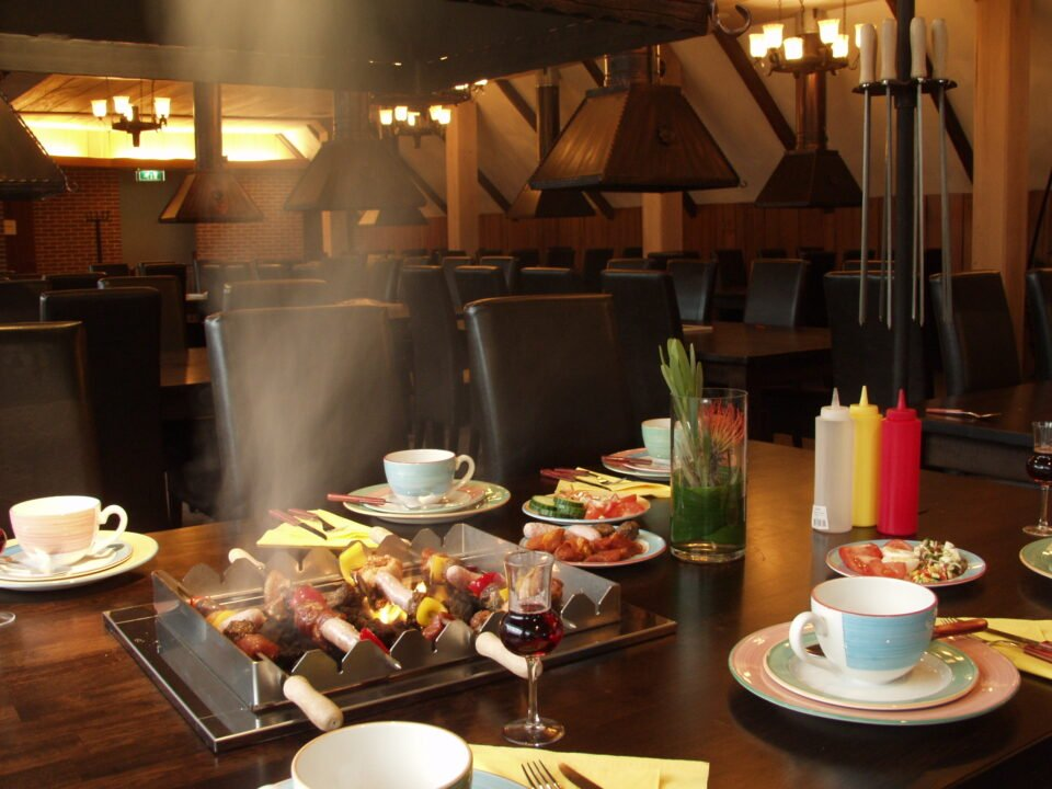 Grill restaurant Marveld Recreatie