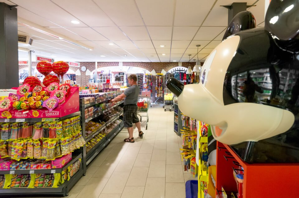 Supermarkt Marveld Recreatie