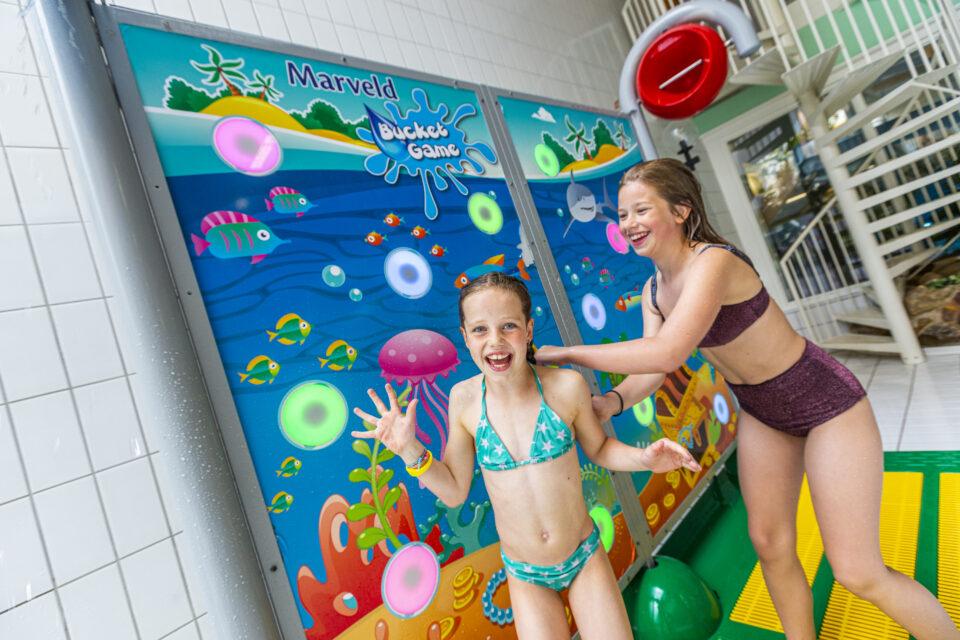 Subtropisch zwembad Marveld Recreatie