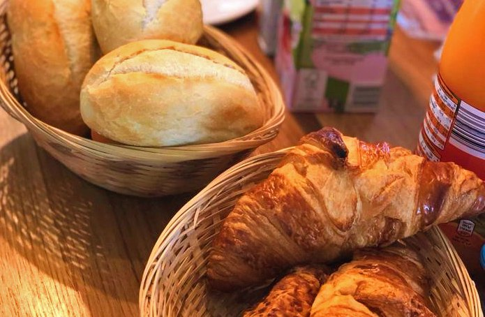 Verse broodjes Marveld Recreatie