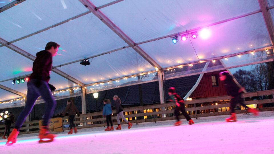 Overdekte ijsbaan Marveld